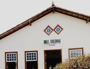 Restaurante Grill Colonial;  Praça Doutor Carlos Otoni - 39100000 Diamantina.