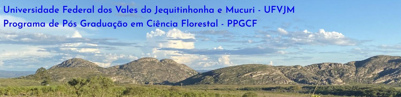 Programa de Pós-Graduação em Ciência Florestal