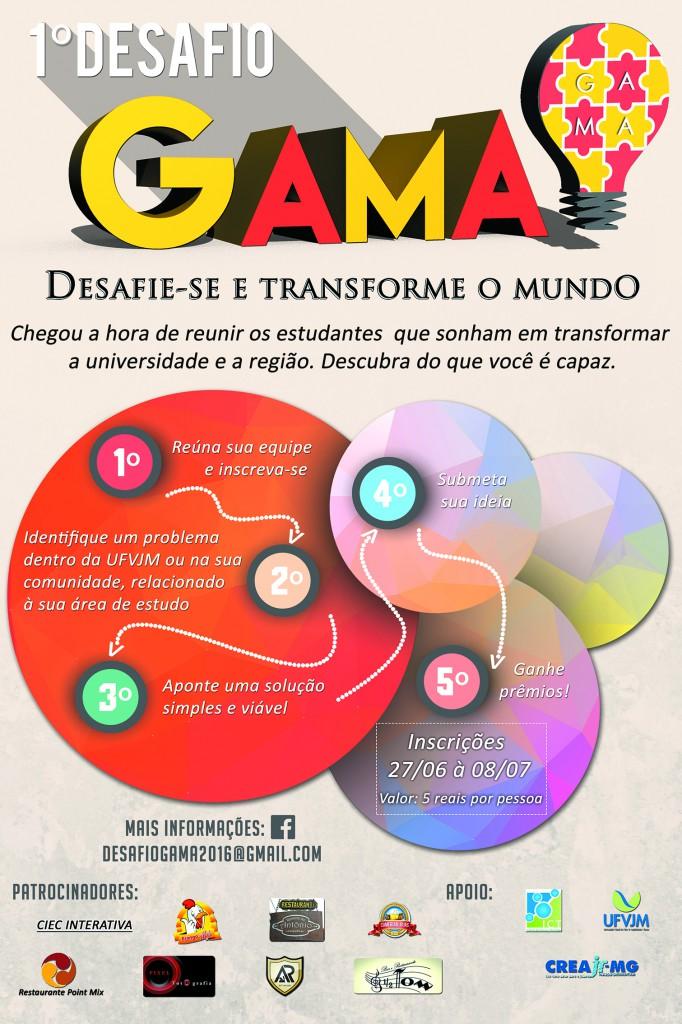 I Desafio Gama