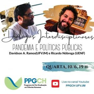 Pandemia e políticas públicas