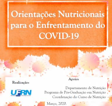 oritanações nutricionais covid-19