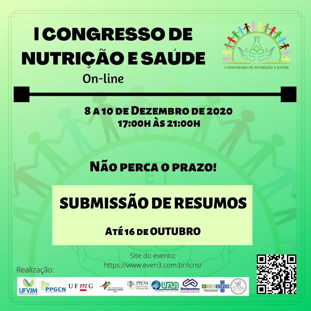 congresso de Nutrição1