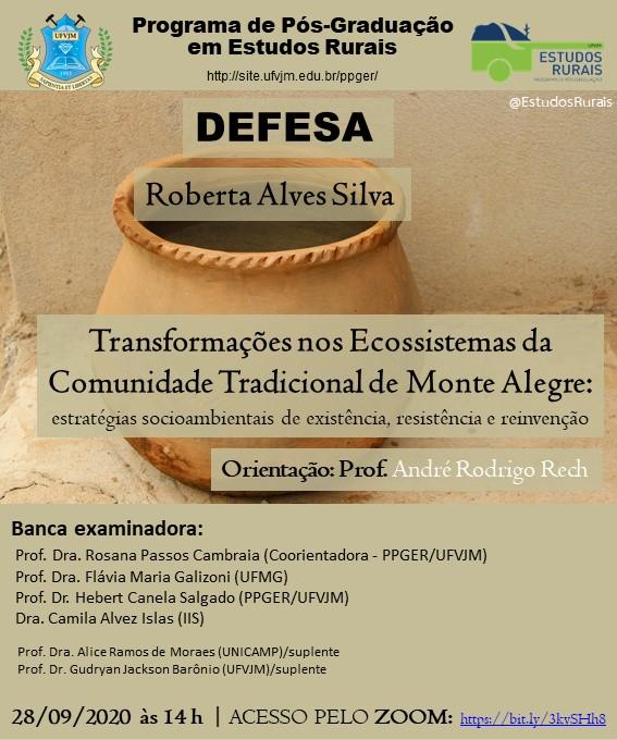 2 - Defesa Roberta Alves Silva