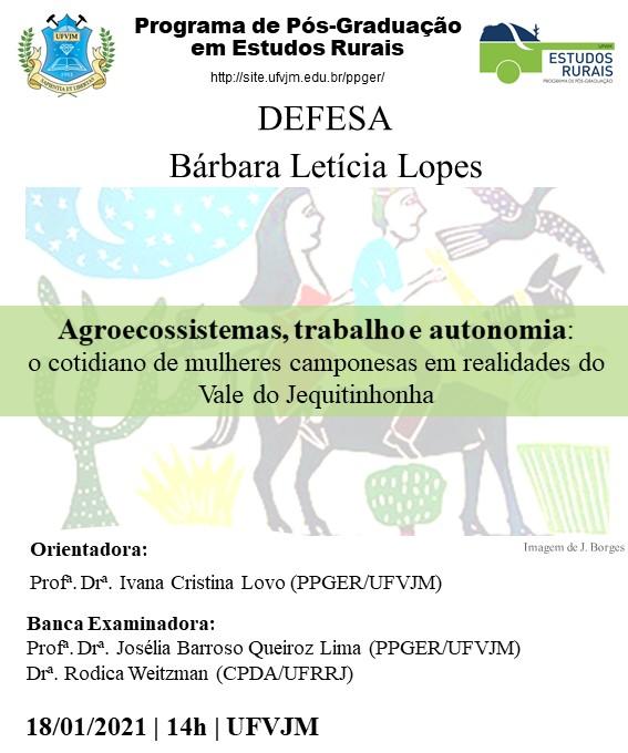 10 - Banner Barbara Lopes II - Oficial