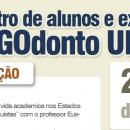 Programa de Pós-Graduação em Odontologia da UFVJM promove o I encontro de alunos e ex-alunos da PPGOdonto.