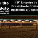 O Encontro do Grupo Brasileiro de Professores de Ortodontia e Odontopediatria terá Diamantina como sede da sua 48ª edição